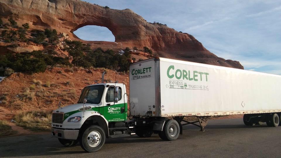 Freight Shipping Corlett express